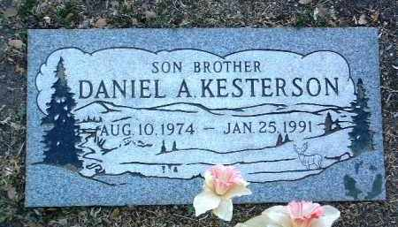 KESTERSON, DANIEL ALAN - Yavapai County, Arizona | DANIEL ALAN KESTERSON - Arizona Gravestone Photos