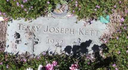 KETT, TERRY JOSEPH - Yavapai County, Arizona | TERRY JOSEPH KETT - Arizona Gravestone Photos