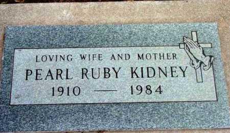 KIDNEY, PEARL RUBY - Yavapai County, Arizona | PEARL RUBY KIDNEY - Arizona Gravestone Photos