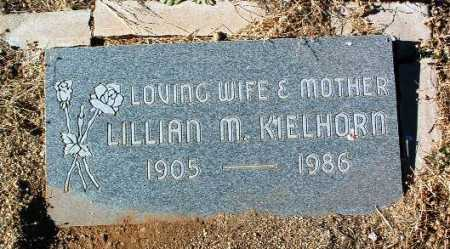 KIELHORN, LILLIAN MARIE - Yavapai County, Arizona   LILLIAN MARIE KIELHORN - Arizona Gravestone Photos