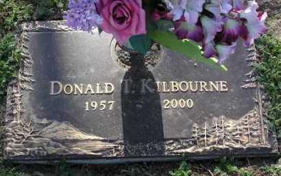 KILBOURNE, DONALD T. - Yavapai County, Arizona | DONALD T. KILBOURNE - Arizona Gravestone Photos
