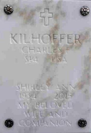 KILHOFFER, SHIRLEY ANN - Yavapai County, Arizona | SHIRLEY ANN KILHOFFER - Arizona Gravestone Photos