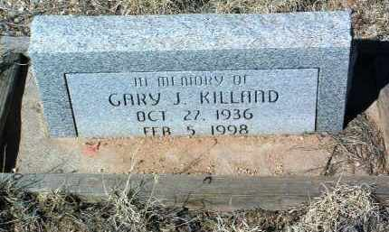 KILLAND, GARY J. - Yavapai County, Arizona | GARY J. KILLAND - Arizona Gravestone Photos