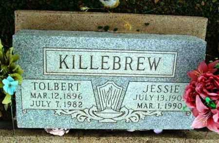 KILLEBREW, JESSIE - Yavapai County, Arizona | JESSIE KILLEBREW - Arizona Gravestone Photos