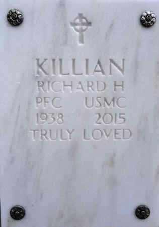 KILLIAN, RICHARD HARVEY - Yavapai County, Arizona | RICHARD HARVEY KILLIAN - Arizona Gravestone Photos