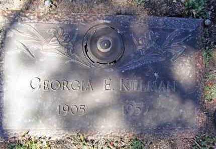 THORNE KILLMAN, GEORGIA - Yavapai County, Arizona | GEORGIA THORNE KILLMAN - Arizona Gravestone Photos