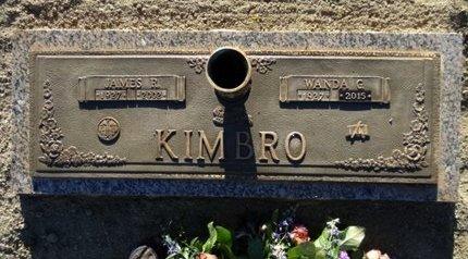 KIMBRO, WANDA GENE - Yavapai County, Arizona   WANDA GENE KIMBRO - Arizona Gravestone Photos