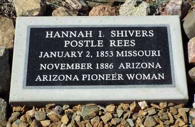 POSTLE, HANNAH ISABELLE - Yavapai County, Arizona | HANNAH ISABELLE POSTLE - Arizona Gravestone Photos