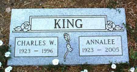 KING, ANNALEE - Yavapai County, Arizona | ANNALEE KING - Arizona Gravestone Photos