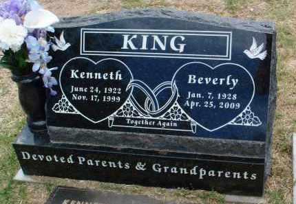KING, BEVERLY JEAN - Yavapai County, Arizona | BEVERLY JEAN KING - Arizona Gravestone Photos