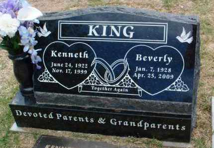 KING, BEVERLY JEAN - Yavapai County, Arizona | BEVERLY JEAN KING - Arizona Gravestone Photos
