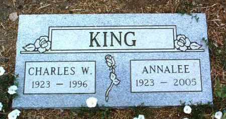 KING, CHARLES W. - Yavapai County, Arizona | CHARLES W. KING - Arizona Gravestone Photos