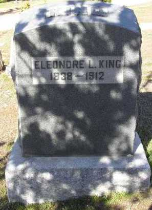 KING, ELEONORE L - Yavapai County, Arizona | ELEONORE L KING - Arizona Gravestone Photos
