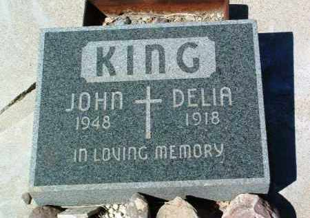 KING, JOHN - Yavapai County, Arizona | JOHN KING - Arizona Gravestone Photos