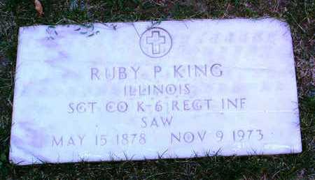 KING, RUBY POWERS - Yavapai County, Arizona | RUBY POWERS KING - Arizona Gravestone Photos