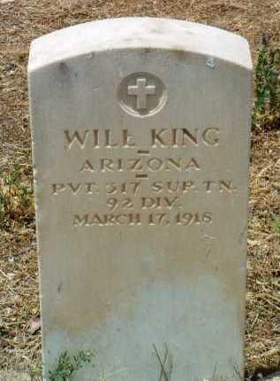 KING, WILL - Yavapai County, Arizona   WILL KING - Arizona Gravestone Photos