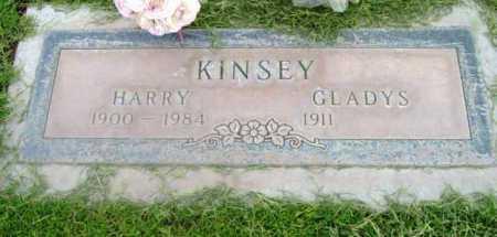 KINSEY, HARRY - Yavapai County, Arizona | HARRY KINSEY - Arizona Gravestone Photos