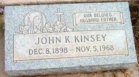 KINSEY, JOHN K. - Yavapai County, Arizona   JOHN K. KINSEY - Arizona Gravestone Photos