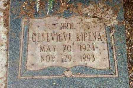 KIPENA, GENEVIEVE ELIZABETH (JANE) - Yavapai County, Arizona | GENEVIEVE ELIZABETH (JANE) KIPENA - Arizona Gravestone Photos