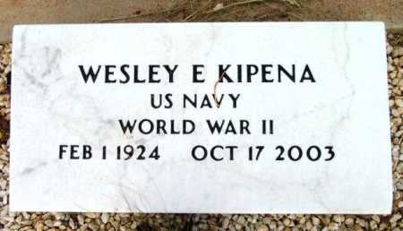 KIPENA, WESLEY E. - Yavapai County, Arizona | WESLEY E. KIPENA - Arizona Gravestone Photos