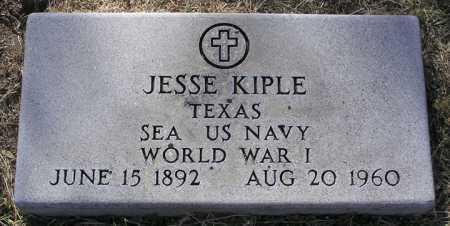 KIPLE, JESSE JAKE - Yavapai County, Arizona | JESSE JAKE KIPLE - Arizona Gravestone Photos