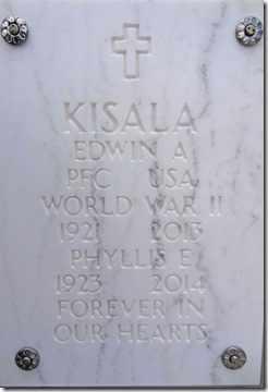 KISALA, PHYLLIS E. - Yavapai County, Arizona | PHYLLIS E. KISALA - Arizona Gravestone Photos