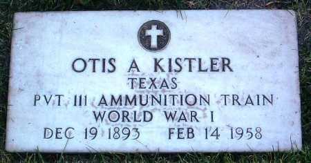 KISTLER, OTIS A. - Yavapai County, Arizona | OTIS A. KISTLER - Arizona Gravestone Photos