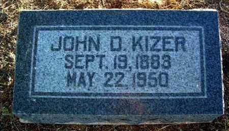 KIZER, JOHN DONALD - Yavapai County, Arizona | JOHN DONALD KIZER - Arizona Gravestone Photos