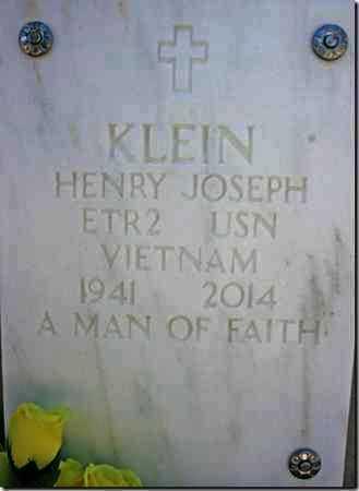 KLEIN, HENRY JOSEPH - Yavapai County, Arizona | HENRY JOSEPH KLEIN - Arizona Gravestone Photos