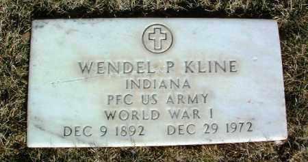 KLINE, WENDEL PHILLIP - Yavapai County, Arizona | WENDEL PHILLIP KLINE - Arizona Gravestone Photos