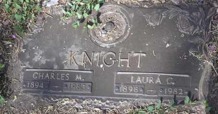 KNIGHT, LAURA C. - Yavapai County, Arizona   LAURA C. KNIGHT - Arizona Gravestone Photos
