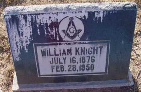 KNIGHT, WILLIAM - Yavapai County, Arizona | WILLIAM KNIGHT - Arizona Gravestone Photos