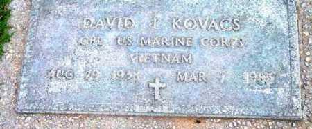 KOVACS, DAVID L. - Yavapai County, Arizona   DAVID L. KOVACS - Arizona Gravestone Photos