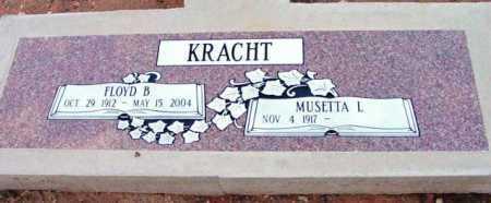 KRACHT, MUSETTA LORAINE - Yavapai County, Arizona | MUSETTA LORAINE KRACHT - Arizona Gravestone Photos