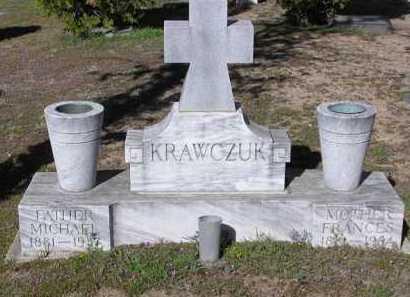 KRAWCZUK, FRANCES - Yavapai County, Arizona | FRANCES KRAWCZUK - Arizona Gravestone Photos