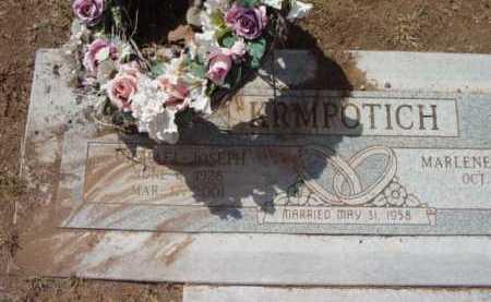 KRMPOTICH, MICHAEL JOSEPH - Yavapai County, Arizona | MICHAEL JOSEPH KRMPOTICH - Arizona Gravestone Photos
