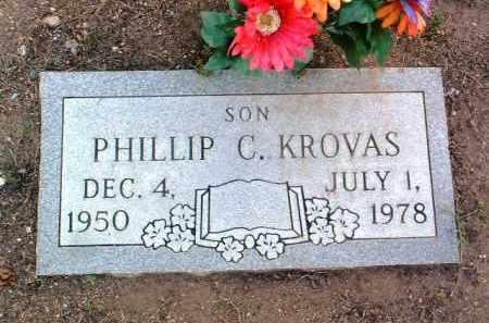 KROVAS, PHILLIP CLYNT - Yavapai County, Arizona | PHILLIP CLYNT KROVAS - Arizona Gravestone Photos