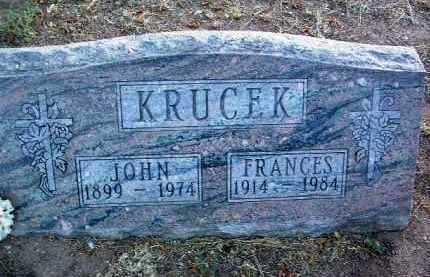 KRUCEK, JOHN J. - Yavapai County, Arizona   JOHN J. KRUCEK - Arizona Gravestone Photos