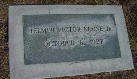 KRUSE, HELMER VICTOR, JR. - Yavapai County, Arizona | HELMER VICTOR, JR. KRUSE - Arizona Gravestone Photos