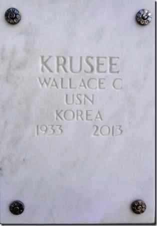 KRUSE, WALLACE CHARLES - Yavapai County, Arizona | WALLACE CHARLES KRUSE - Arizona Gravestone Photos