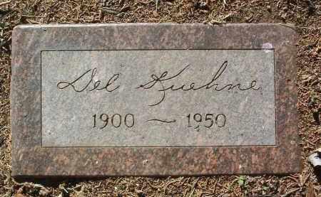 KUEHNE, DELBERT LEE (DEL) - Yavapai County, Arizona | DELBERT LEE (DEL) KUEHNE - Arizona Gravestone Photos
