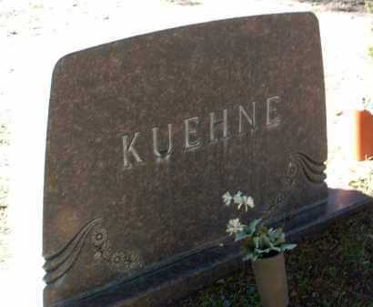 KUEHNE, FAMILY HEADSTONE - Yavapai County, Arizona | FAMILY HEADSTONE KUEHNE - Arizona Gravestone Photos
