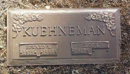 KUEHNEMAN, CLOE LOUISE - Yavapai County, Arizona | CLOE LOUISE KUEHNEMAN - Arizona Gravestone Photos