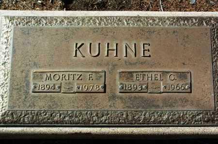 KUHNE, LOU ETHEL  - Yavapai County, Arizona | LOU ETHEL  KUHNE - Arizona Gravestone Photos
