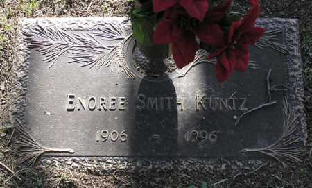 SMITH KUNTZ, ENOREE - Yavapai County, Arizona | ENOREE SMITH KUNTZ - Arizona Gravestone Photos