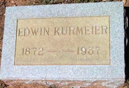 KURMEIER, EDWIN - Yavapai County, Arizona | EDWIN KURMEIER - Arizona Gravestone Photos