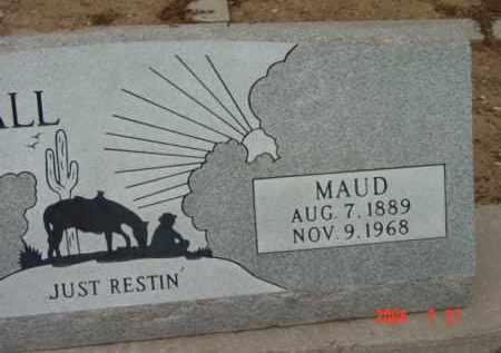 WILLS KUYKENDALL, EVA MAUD - Yavapai County, Arizona   EVA MAUD WILLS KUYKENDALL - Arizona Gravestone Photos