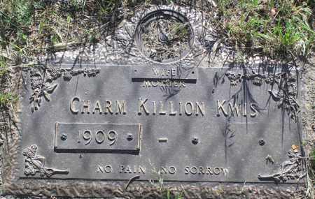 KILLION KWIS, CHARM - Yavapai County, Arizona | CHARM KILLION KWIS - Arizona Gravestone Photos