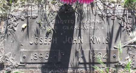 KWIS, JOSEPH JOHN - Yavapai County, Arizona   JOSEPH JOHN KWIS - Arizona Gravestone Photos