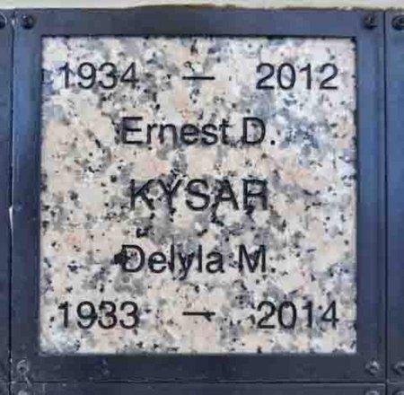 KYSAR, ERNEST DALE - Yavapai County, Arizona | ERNEST DALE KYSAR - Arizona Gravestone Photos